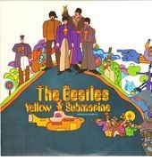 LP - The Beatles - Yellow Submarine - Australia