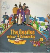 LP - The Beatles - Yellow Submarine - Original Italian