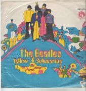 LP - The Beatles - Yellow Submarine - Original Taiwanese