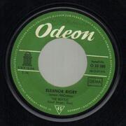 7inch Vinyl Single - The Beatles - Yellow Submarine / Eleanor Rigby - Original 1st German