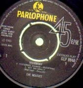 7inch Vinyl Single - The Beatles - Yesterday