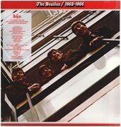 Double LP - The Beatles - 1962 - 1966, Red Album - Remastered 2 LP