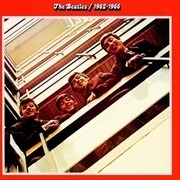 Double LP - The Beatles - 1962 - 1966, Red Album - Remastered 2 LP
