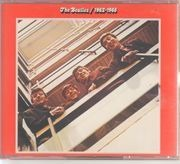 Double CD - The Beatles - 1962 - 1966, Red Album
