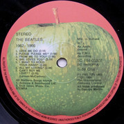 Double LP - The Beatles - 1962 - 1966