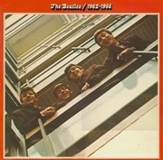 Double LP - The Beatles - 1962 - 1966, Red Album - UK  PRESS