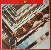Double LP - The Beatles - 1962 - 1966, Red Album - Gatefold