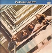 Double LP - The Beatles - 1967 - 1970, Blue Album