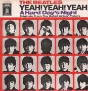 LP - The Beatles - A Hard Day's Night - Yeah! Yeah! Yeah!