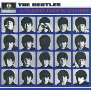 CD - The Beatles - A Hard Day's Night