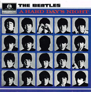 CD - The Beatles - A Hard Day's Night - SRC Jax