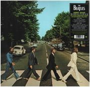 LP - The Beatles - Abbey Road - 180 Gram - Remastered