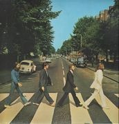 LP - The Beatles - Abbey Road - DMM