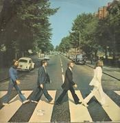 LP - The Beatles - Abbey Road - German Original