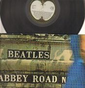 LP - The Beatles - Abbey Road - Original 1st UK. Sleeve Variant