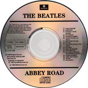 CD - The Beatles - Abbey Road