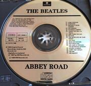 CD - The Beatles - Abbey Road - LP-sized box set