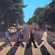 LP - The Beatles - Abbey Road - 3rd Pressing