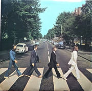 LP - The Beatles - Abbey Road - UK