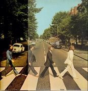 LP - The Beatles - Abbey Road - Club edition