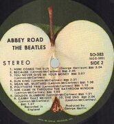 LP - The Beatles - Abbey Road