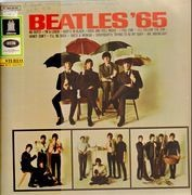 LP - The Beatles - Beatles '65