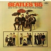LP - The Beatles - Beatles '65 - MONO COLOURBAND
