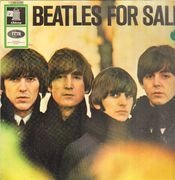LP - The Beatles - Beatles For Sale - Blue Odeon Label