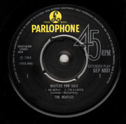 7inch Vinyl Single - The Beatles - Beatles For Sale