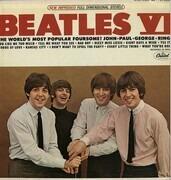 LP - The Beatles - Beatles VI