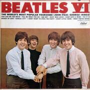 LP - The Beatles - Beatles VI - US MONO