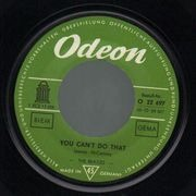 7inch Vinyl Single - The Beatles - Can't Buy Me Love / You Can't Do That