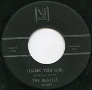 7inch Vinyl Single - The Beatles - Do You Want To Know A Secret - us original