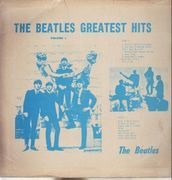 LP - The Beatles - Greatest Hits Volume 1 - Unlisted Release. Malaysia