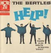 LP - The Beatles - Help! - original 1st german