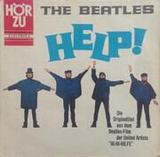 LP - The Beatles - Help! - Missing i-dot