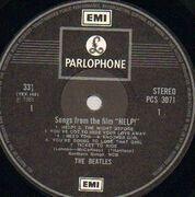 LP - The Beatles - Help! - UK 2-BOX