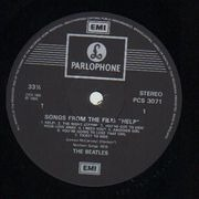 LP - The Beatles - Help! - DMM