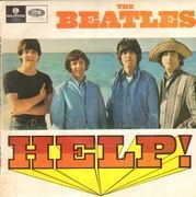 7inch Vinyl Single - The Beatles - Help!