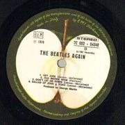 LP - The Beatles - Hey Jude - The Beatles Again