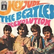 7'' - The Beatles - Hey Jude / Revolution - Picture Sleeve