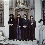LP - The Beatles - Hey Jude - ORANGE CAPITOL