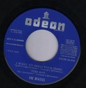 7inch Vinyl Single - The Beatles - I Want To Hold Your Hand - Original Spanish EP