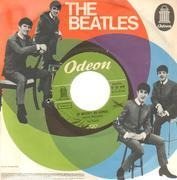 7inch Vinyl Single - The Beatles - It Won't Be Long - Artist sleeve