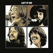 CD - The Beatles - Let It Be