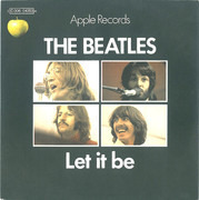 7inch Vinyl Single - The Beatles - Let It Be