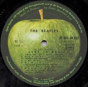 LP - The Beatles - Let It Be
