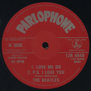 12inch Vinyl Single - The Beatles - Love Me Do - UK