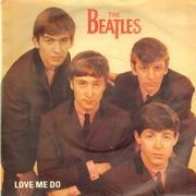 7inch Vinyl Single - The Beatles - Love Me Do - MONO
