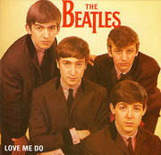 CD Single - The Beatles - Love Me Do - mini single
